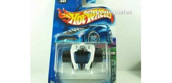 Fatbax Jacknabbit Special escala 1/64 Hot wheels coche