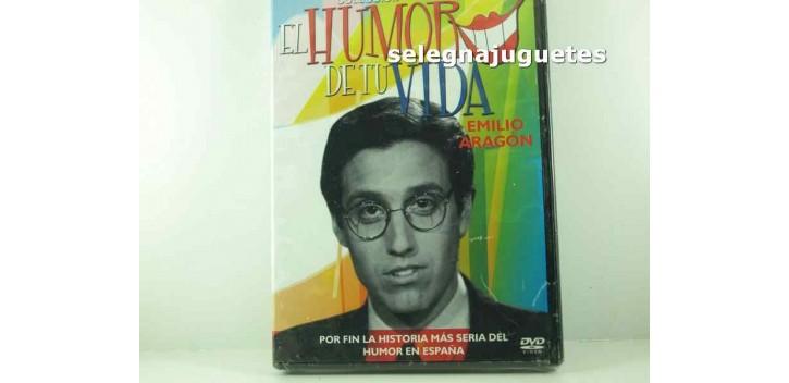 DVD - EL HUMOR DE TU VIDA - EMILIO ARAGON