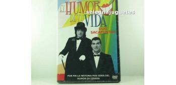 DVD EL HUMOR DE TU VIDA DÚO SACAPUNTAS - Una pareja atípica