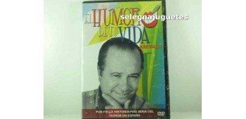 error 500 - DVD - EL HUMOR DE TU VIDA - AREVALO
