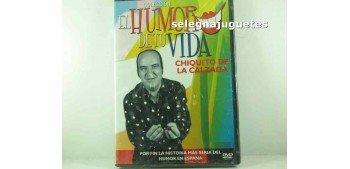 DVD - EL HUMOR DE TU VIDA - CHIQUITO DE LA CALZADA