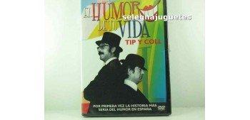 DVD - EL HUMOR DE TU VIDA - TIP Y COLL