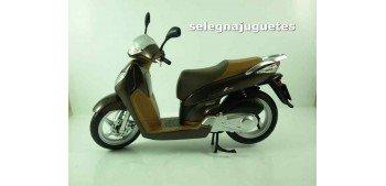 Honda SH125i escala 1/12 moto metal miniatura
