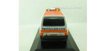 VOLKSWAGEN VAN PROTECCION CIVIL 1/43 (showcase)