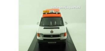 Volkswagen van protección civil escala 1/43 Coche miniatura (vitrina)