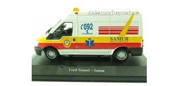Ford Transit Samur 092 (vitrina) escala 1/43 Cararama