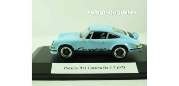 Porsche 911 Carrera RS 2.7 1973 (vitrina) escala 1/43 High Speed coche miniatura metal