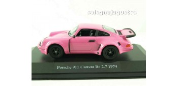 coche miniatura Porsche 911 Carrera RS 2.7 1974 (vitrina)