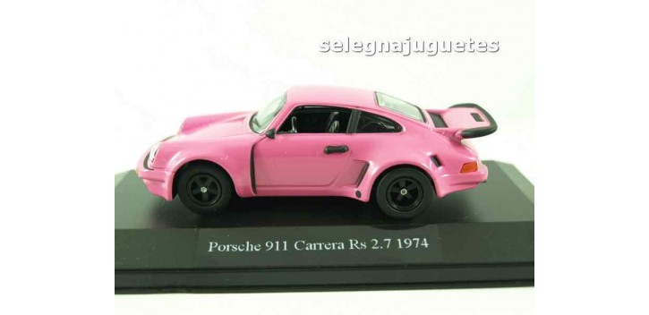 Porsche 911 Carrera RS 2.7 1974 (vitrina) escala 1/43 High Speed coche miniatura metal