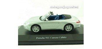 miniature car Porsche 911 carrera cabrio (showcase) 1/43 Hihg