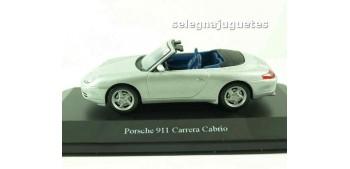 coche miniatura Porsche 911 carrera cabrio (vitrina) 1/43 High