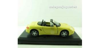 miniature car Porsche Boxter (sin caja) scale 1/36 Maisto