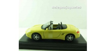 coche miniatura Porsche Boxter (sin caja) escala 1/36 Maisto
