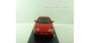 coche miniatura Porsche 911 carrera 1997 (sin caja) escala 1/38