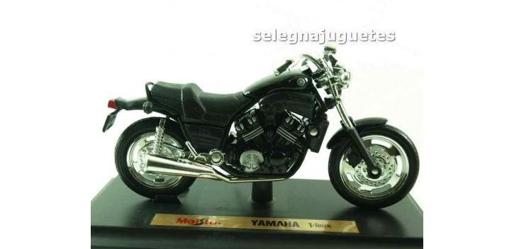 Yamaha Vmnax escala 1/18 Maisto moto miniatura (sin caja)