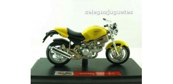 Ducati Monster 900 scale 1/18 Maisto moto miniatura (sin caja)