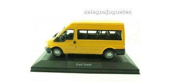 Ford Transit Minibus (vitrina) Furgoneta escala 1/43 Cararama