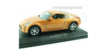 lead figure Nissan Fairlady Z 2003 (showbox) escala 1/36 - 1/38
