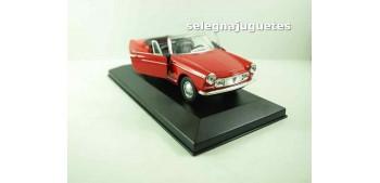 Peugeot 404 cabriolet (vitrina) escala 1/36 - 1/38
