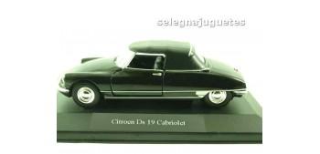 lead figure Citroen Ds 19 Cabriolet (showbox) escala 1/36 - 1/38