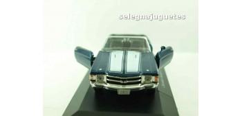 Chevrolet Chevelle SS 454 1971 (vitrina) escala 1/36 - 1/38