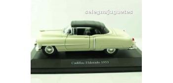 miniature car Cadillac Eldorado 1953 (showbox) escala 1/36 -
