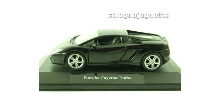 Lamborghini Gallardo Lp560-4 negro (vitrina) escala 1/34 a 1/39 Welly Coche metal miniatura