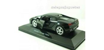 Lamborghini Gallardo Lp560-4 negro (showbox) scale 1:34 - 1:39