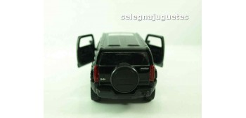Hummer H3 negro scale 1/34 a 1/39 Welly