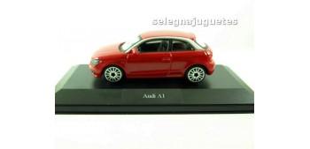 lead figure Audi A1 (showbox) 1:43 Burago