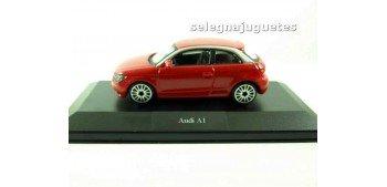 Audi A1 (vitrina) 1/43 Burago Bburago