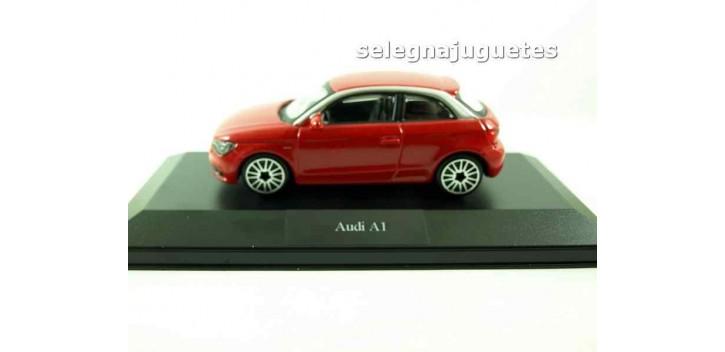 Audi A1 (vitrina) 1/43 Burago