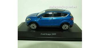 miniature car Ford Kuga 2009 (showbox) scale 1:43 Burago