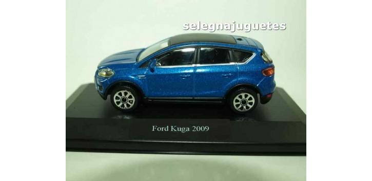 coche miniatura Ford Kuga 2009 (vitrina) 1/43 Burago