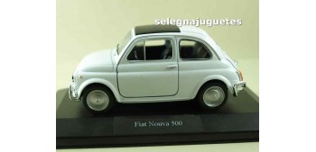 lead figure Fiat Nuova 500 (showbox) scale 1/36 - 1/38