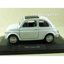<p>Modelo - Model - Modèle - Modell:<strong>Fiat Nuova 500 (vitrina)</strong></p> <p>ESCALA - SCALE - ECHELLE - MABSTAB:<strong>Aproximada1:36 - 1/38</strong></p> <p>Fabricante - Manufacturer - Fabricant - Hersteller:<strong>Welly</strong></p>