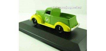 Chevrolet Pick Up Gini Corgi (showbox) Van