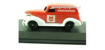 Chevrolet Van La Casera (vitrina) Corgi furgoneta camión coche miniatura Coches a escala