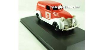 Chevrolet Van La Casera (vitrina) Corgi furgoneta camión coche miniatura