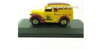 Morris Z Van Weetabix (vitrina) Corgi furgoneta