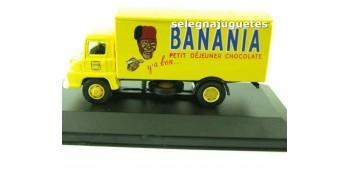 Dodge Truck Banania (vitrina) Corgi furgoneta camión