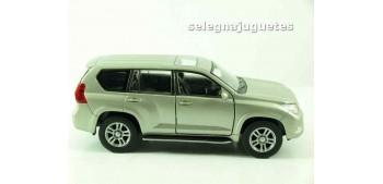 coche miniatura Toyota Land Cruiser Prado escala 1/39 welly