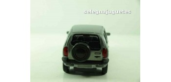 Chevrolet Niva escala 1/39 welly Todoterreno
