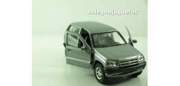 coche miniatura Chevrolet Niva escala 1/39 welly Todoterreno