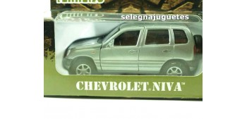 Chevrolet Niva scale 1/39 welly