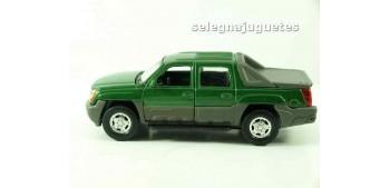 coche miniatura Chevrolet 02 Avalanche escala 1/39 welly