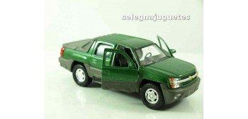 Chevrolet 02 Avalanche escala 1/39 welly