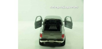 Chevrolet 99 Silverado escala 1/39 welly Todoterreno