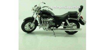 moto miniatura Honda F6C escala 1/18 Welly