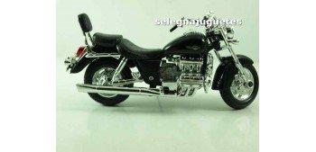 Honda F6C escala 1/18 Welly moto